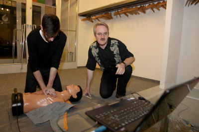 BLS-AED Kurse