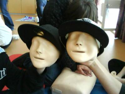 Nothelferkurse Übungen